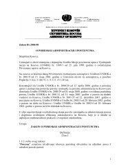 1 Zakon Br.2004/48 O PORESKOJ ADMINISTRACIJI I ... - Atk-ks.org