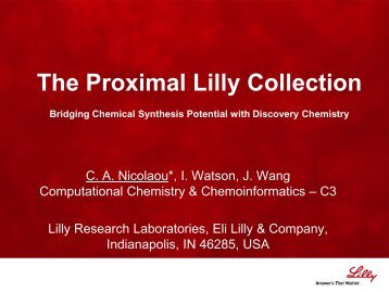 The Proximal Lilly Collection