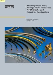 Fittings and Accessories for Hydraulic and Industrial Applications