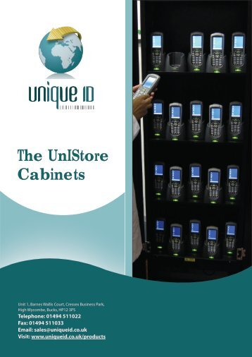 The UnIStore Cabinets