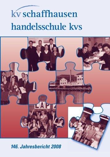 kv schaffhausen handelsschule kvs