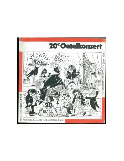 20e Oetelkonzert 1984