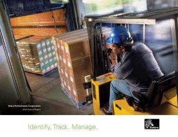 Identify Track Manage