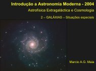 Introdução a Astronomia Moderna - 2004