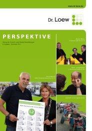 P E R S P E K T I V E - Dr. Loew