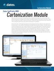 Cartonization Module