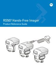 RS507 Hands-Free Imager