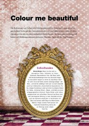 Colour me beautiful
