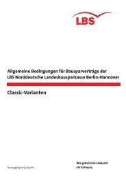 Classic-Varianten - Lbs
