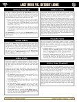 JACKSONVILLE JAGUARS at WASHINGTON REDSKINS - Page 4
