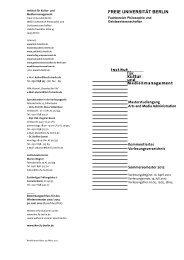 Kommentiertes Vorlesungsverzeichnis SoSe 2012 (pdf)