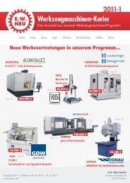 Ab Lager verfügbar! - EW NEU GmbH