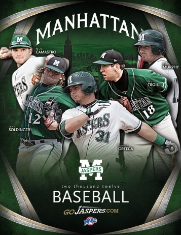 6 - Manhattan College Athletics