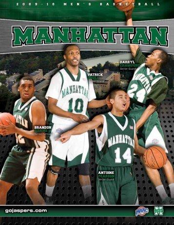 Click here - Manhattan College Athletics