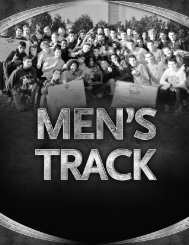Men's Cross Country/Track & Field - Manhattan College Athletics