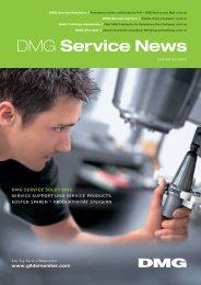 DMG Service News - NC-92 doo
