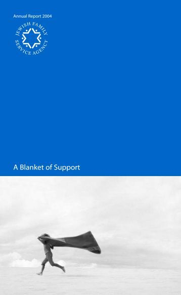Title A Blanket of Support