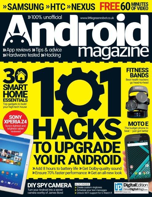 Android Magazine Issue 54 - 2015 UK pdf