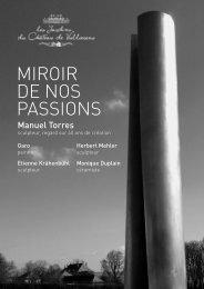 MIROIR DE NOS PASSIONS