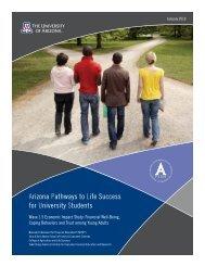 Arizona Pathways to Life Success for University Students