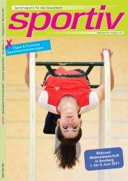 Mai/Juni 2011 - Sportiv