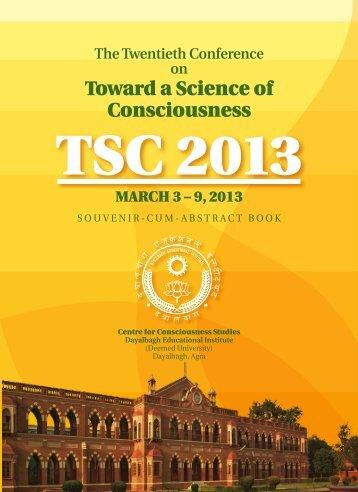TSC 2013
