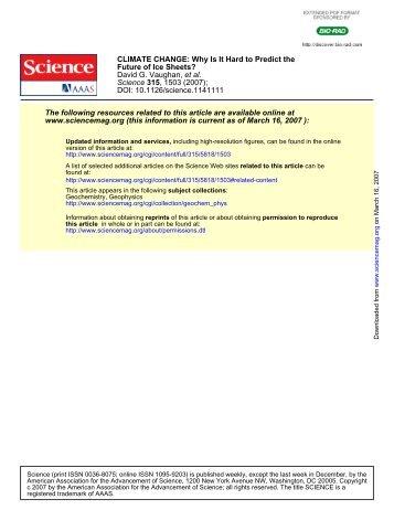 www.sciencemag.org