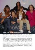 Marsha Phoenix Memorial Trust Annual Report 2008/09 - Page 5