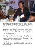 Marsha Phoenix Memorial Trust Annual Report 2008/09 - Page 7