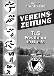 D-Junioren - westheim.org