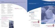Cardio-Refresher 2008 - Weiter- und Fortbildungsakademie ...