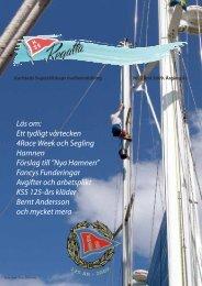 Regatta nr 2 2009 - Karlstads Segelsällskap