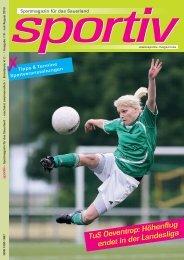 Juli/August 2010 - Sportiv