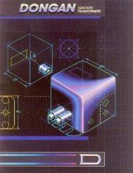 Ignition Transformer Catalog - IT-3-951