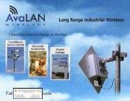Long Range Industrial Wireless