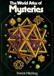 The World Atlas of Mysteries [PDF, 2MB] - Robert Temple