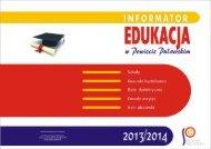 Edukacja w Powiecie Puławskim 2013/2014 - Powiat Puławski