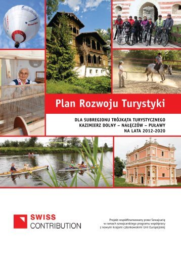 Plan Rozwoju Turystyki