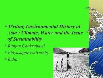 of Sustainability