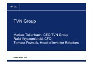TVN Group