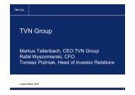 TVN Group