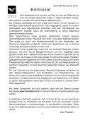 VOM STEIN BADEN INFO 11 / 2010 - Page 3