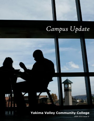 Campus Update - Yakima Valley Community College