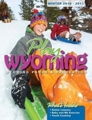 What's Inside - the City of Wyoming