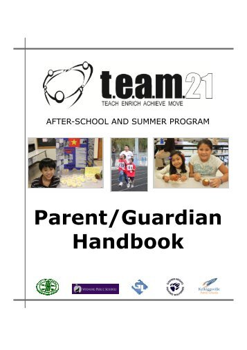 Parent/Guardian Handbook