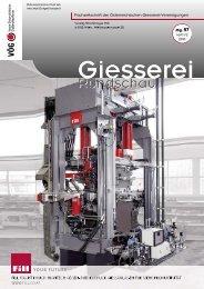 Giesserei 1 2 10 - VÖG - Verein österreichischer Gießereifachleute