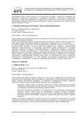 Przegląd projektów organizacji pozarządowych oraz ... - Page 7