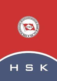 HSK Harsefelder Schiffahrtskontor GmbH & Co. KG