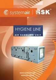 """Airware"" Air Handling Unit Selection Software - Hsk"