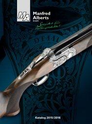 Manfred-Alberts Katalog 2015-2016